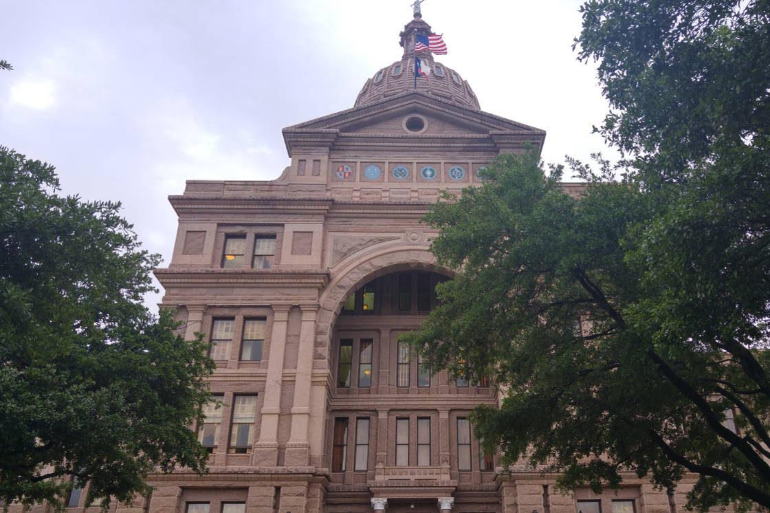 Texas Capitol header