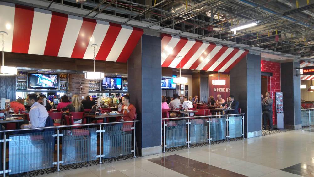 TGIF Atlanta Airport