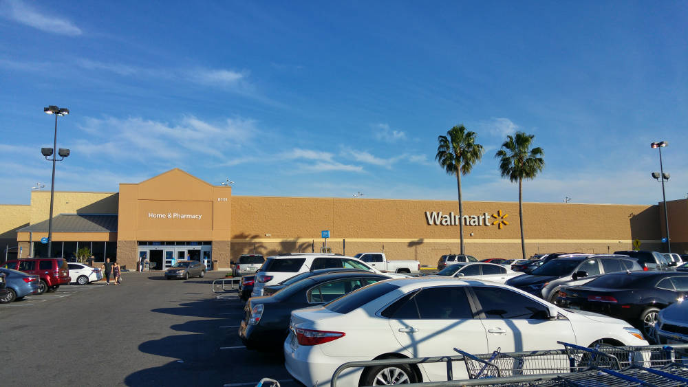 Walmart Orlando