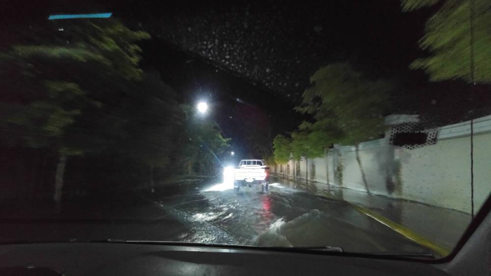 Bucks night driving