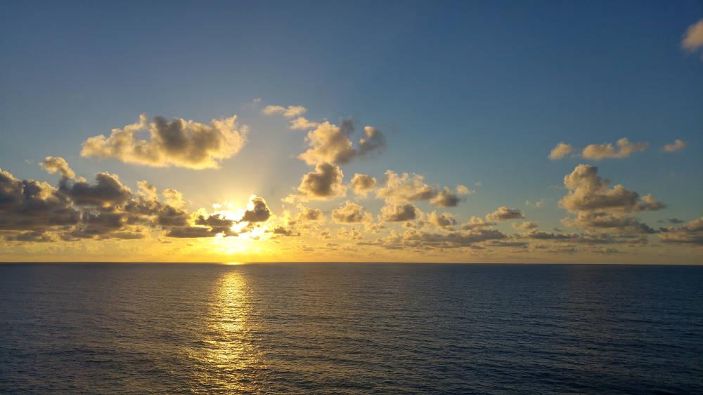 Grand Cayman Islands sunset