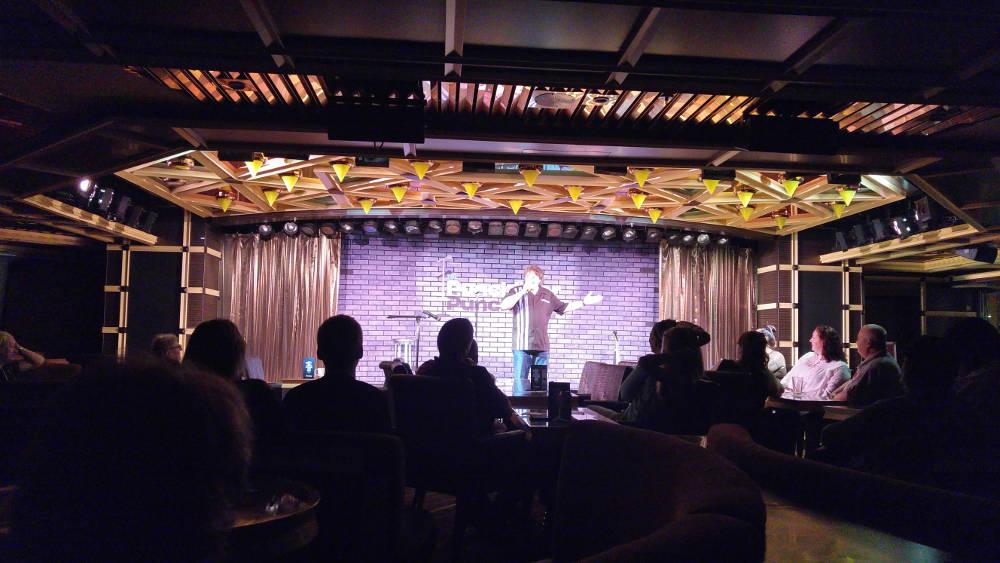 Kenny Miller comedian
