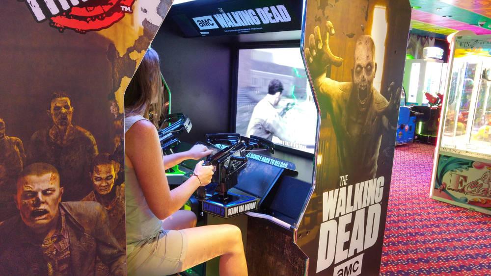 Linnie Walking Dead