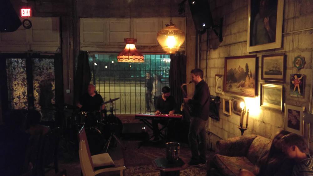 Miami jazz bar