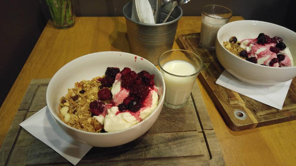 Adelaide breakfast