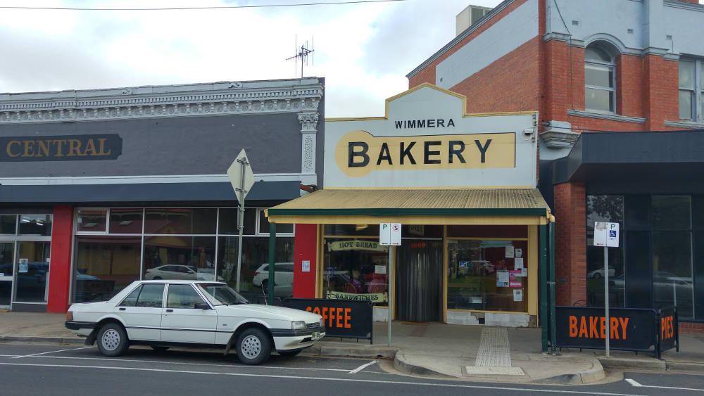 Nhill Bakery