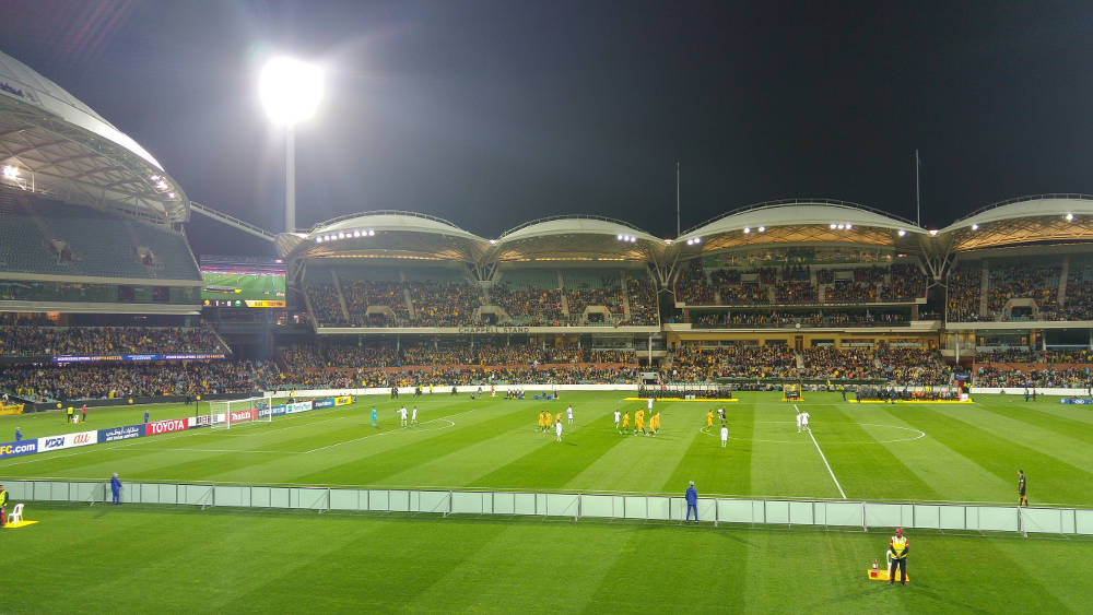 Socceroos World Cup qualifier