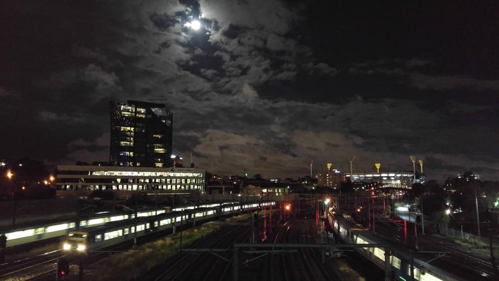 MCG at Night