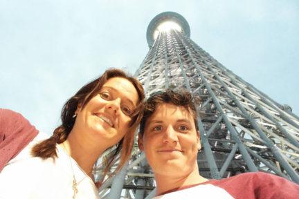 Tokyo Skytree selfie