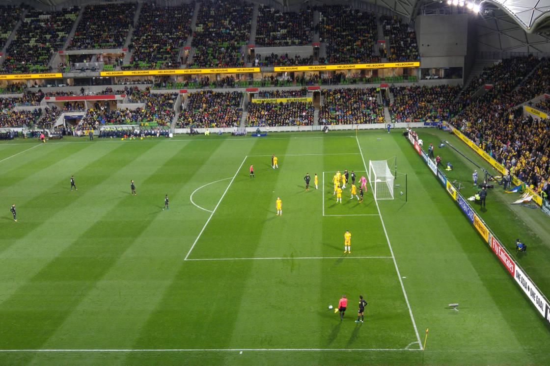Socceroos vs Thailand header