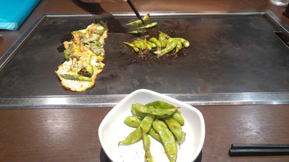 Tokyo snack