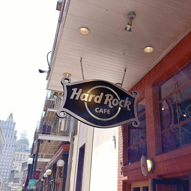 Hard Rock Cafe New Orleans Decatur