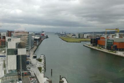 Belfast view