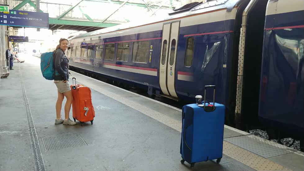 Edinburgh train