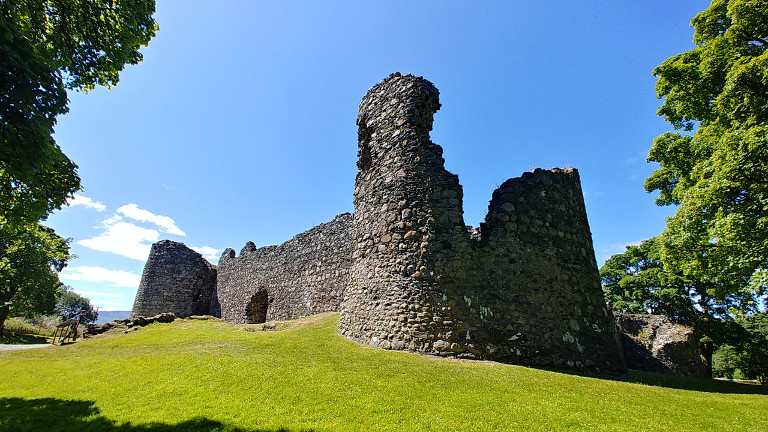 Fort William castle
