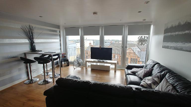 Glasgow lounge
