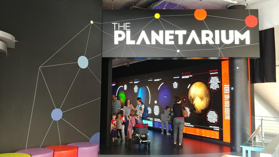 Glasgow Planetarium
