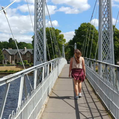 Linnie Inverness Bridge