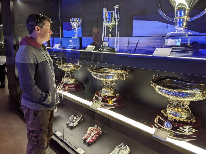 Real Madrid trophies