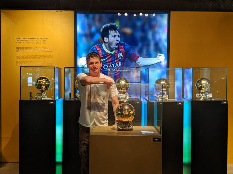 Adam Messi Balon D'Or