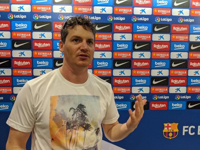 Adam press conference