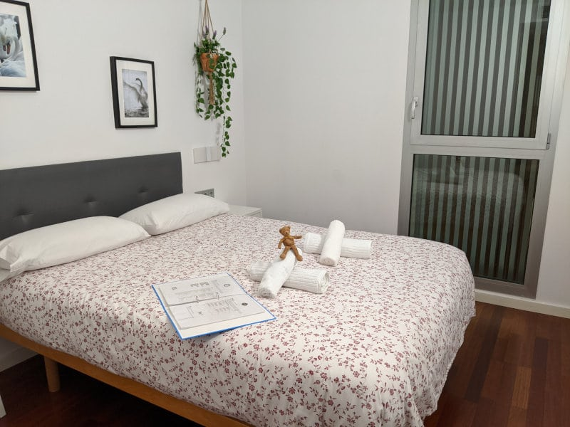 Barcelona room 1
