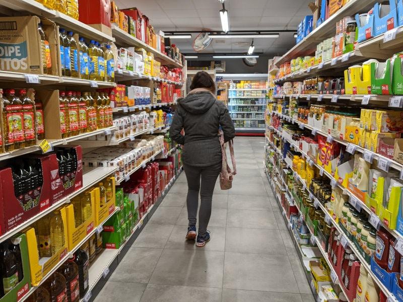 Linnie Madrid shopping