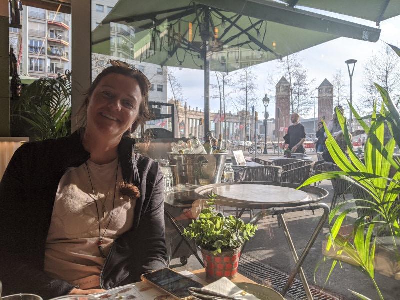 Linnie tapas Barcelona