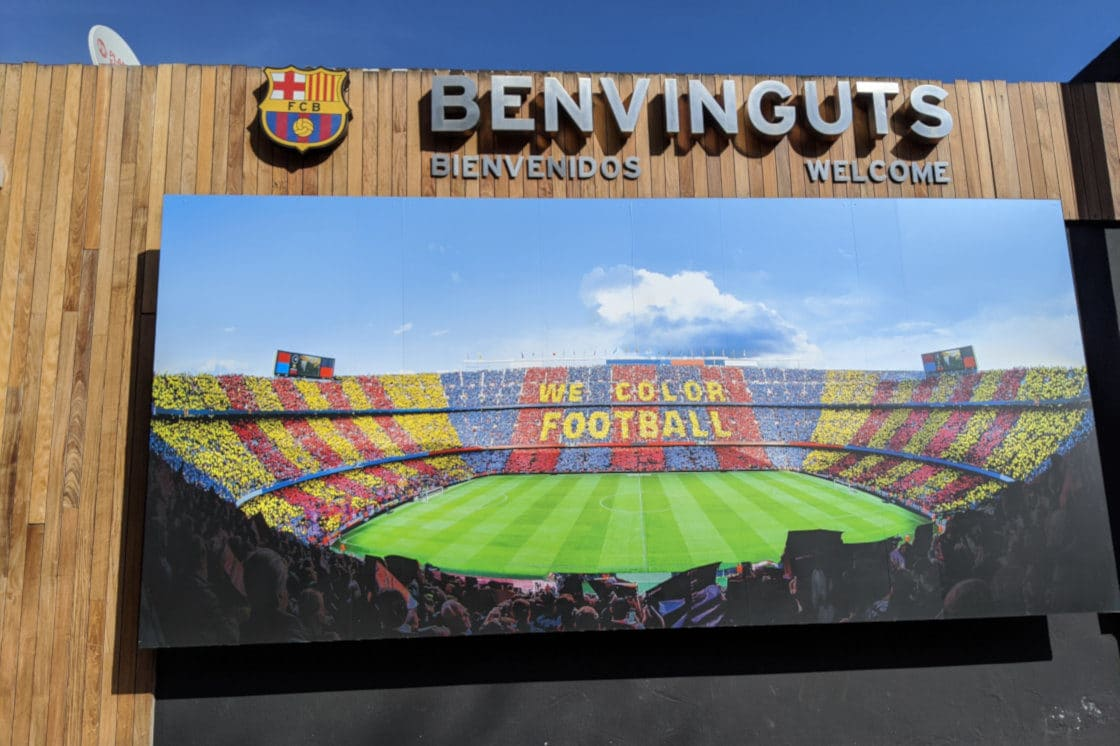 Nou Camp cover photo