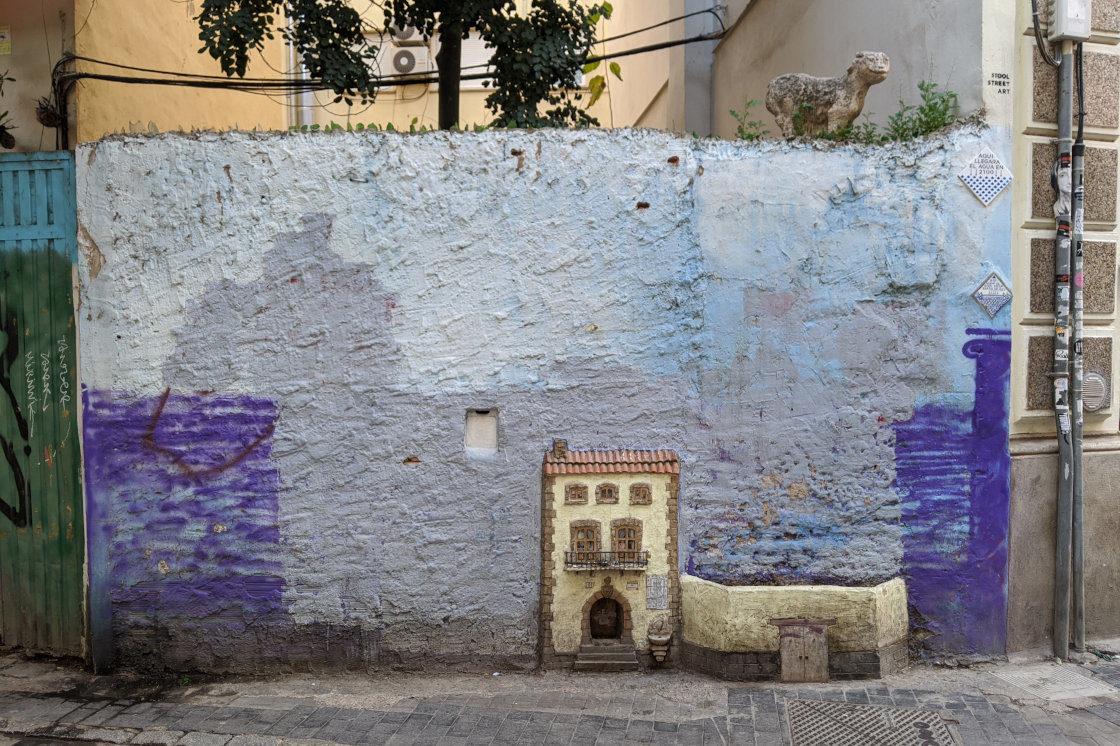 Valencia cat cover photo