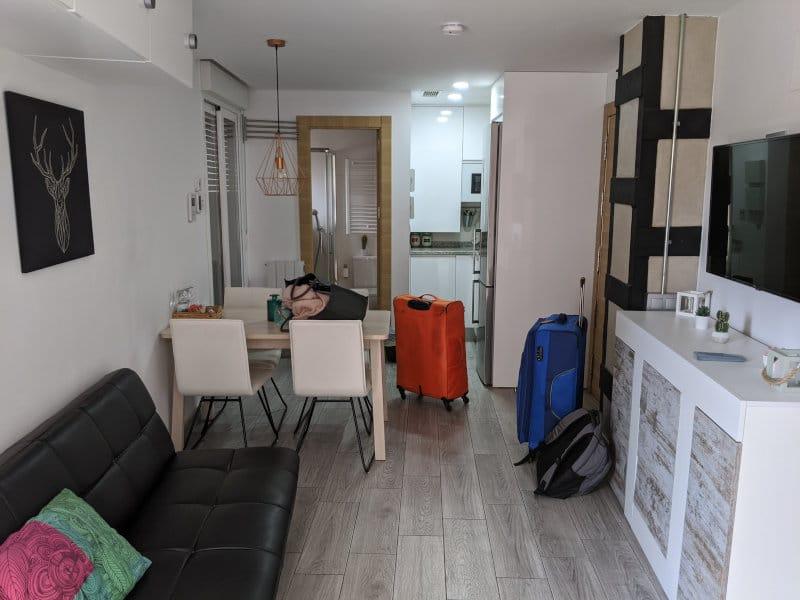 Zaragoza room