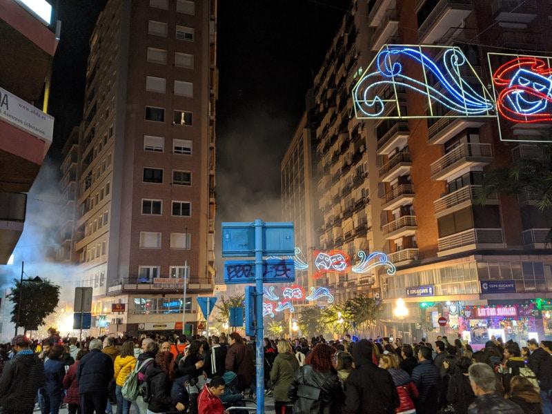 Alicant festival