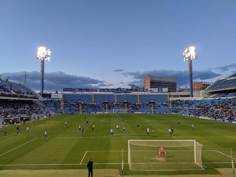 Alicante match