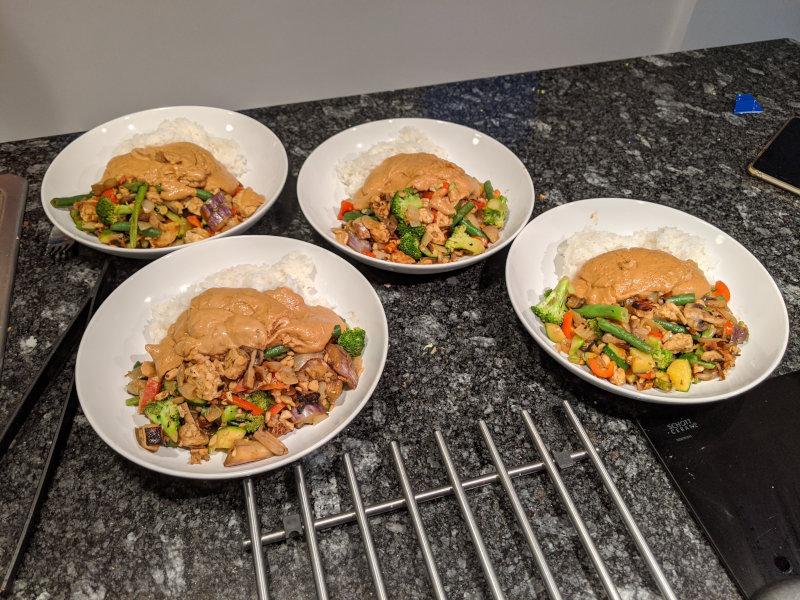 Alicante meals