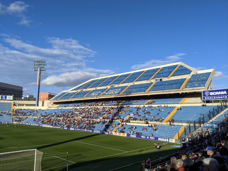 Alicante stand