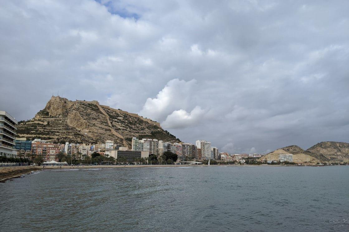 Alicante week 1