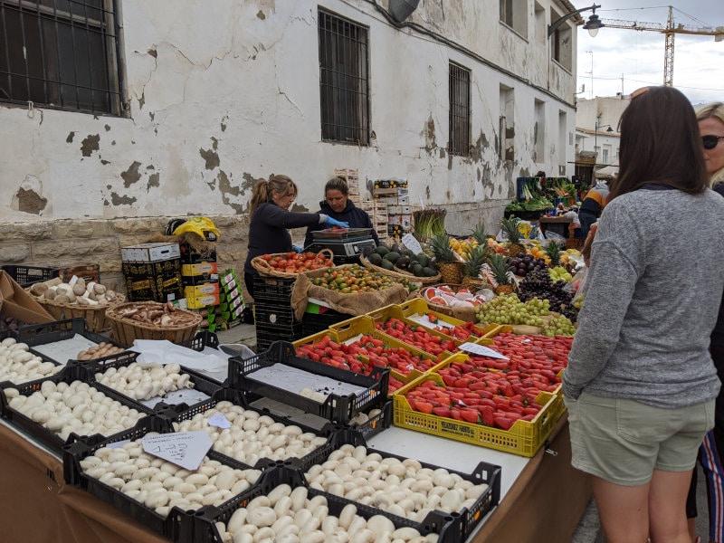 Altea market