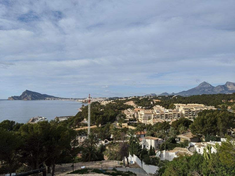 Altea walk