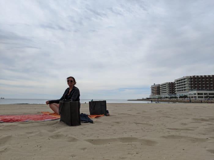 Beach day week 4