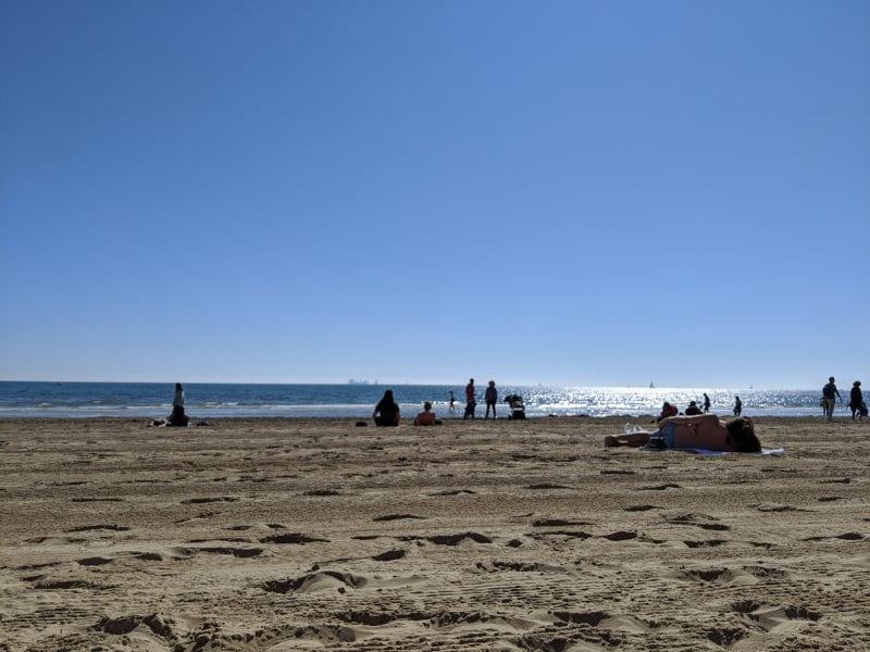 beach Sunday