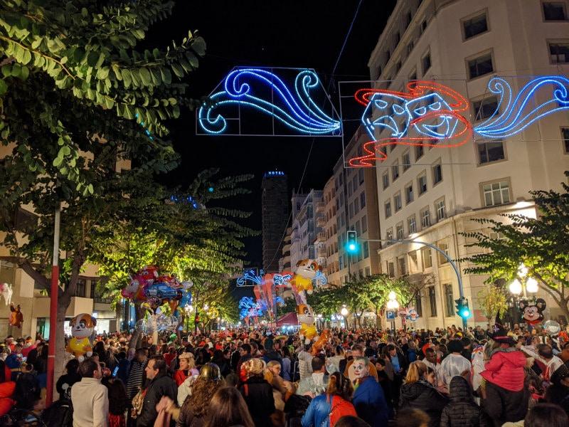 Festival Saturday