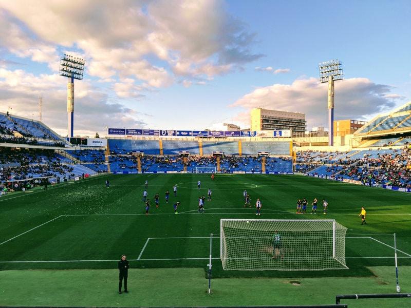 Hercules CF vs Andorra