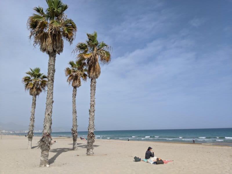San Juan Playa beach
